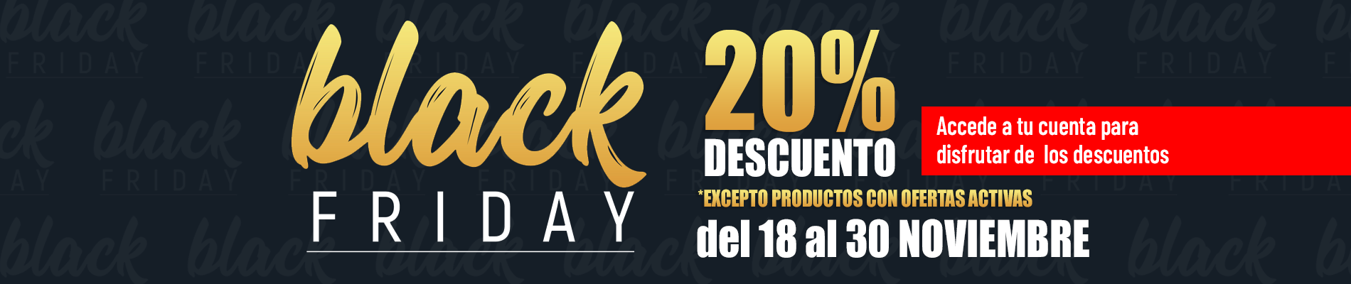BlackFriday 20%